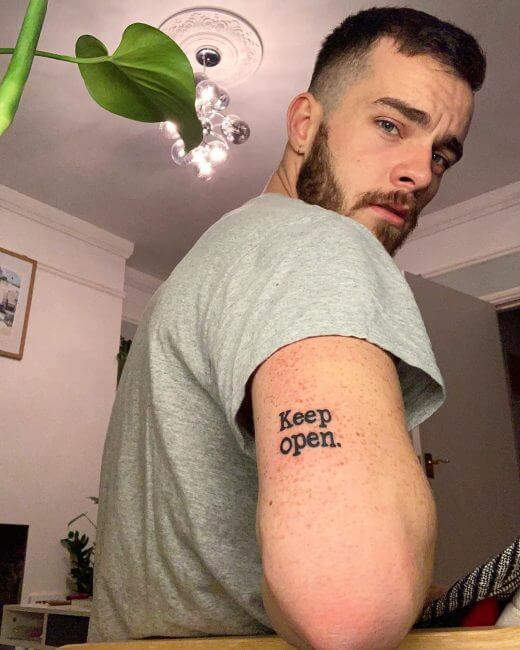 tattoo quotes for men.
