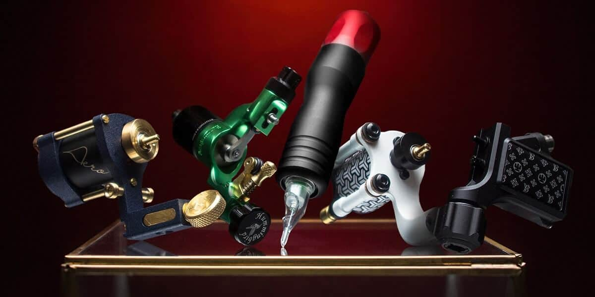 THE BEST ROTARY TATTOO MACHINES 2021 - BUYER'S GUIDE AND REVIEWS