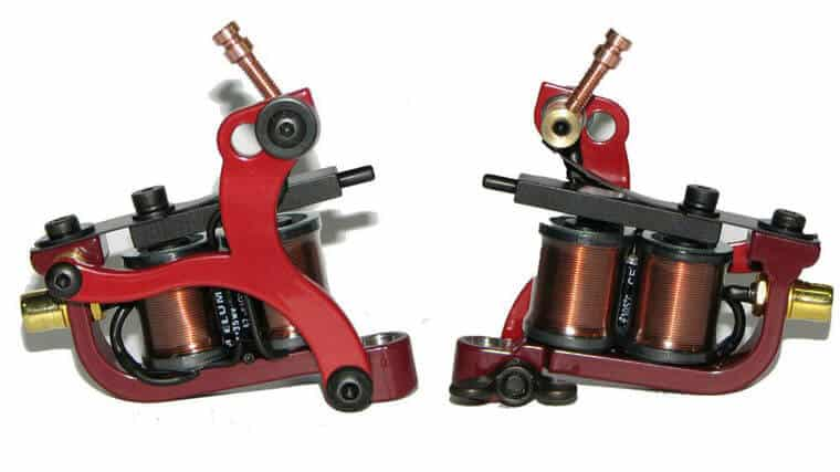 Coil Tattoo Machine.